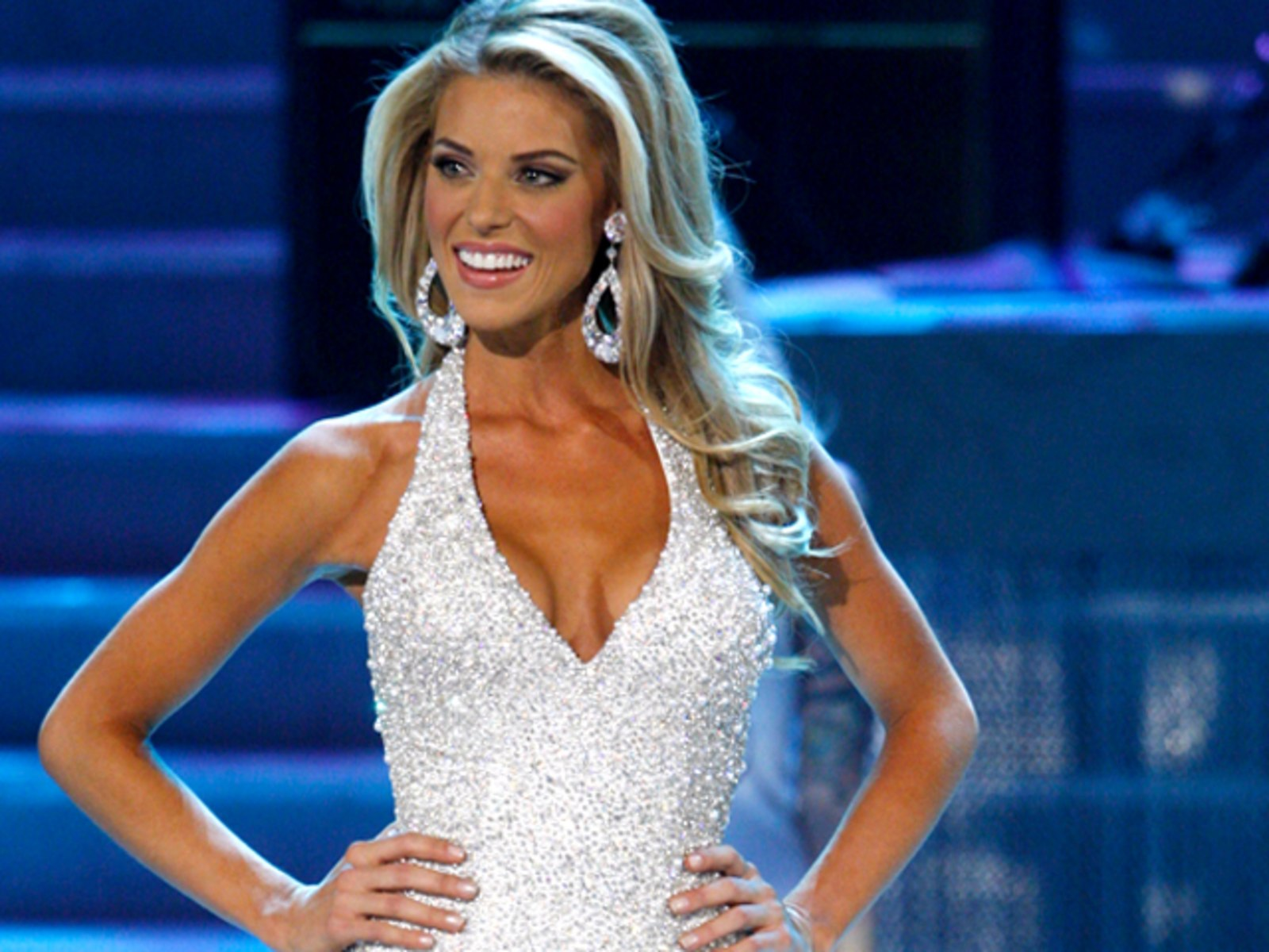 Image: Miss California Carrie Prejean