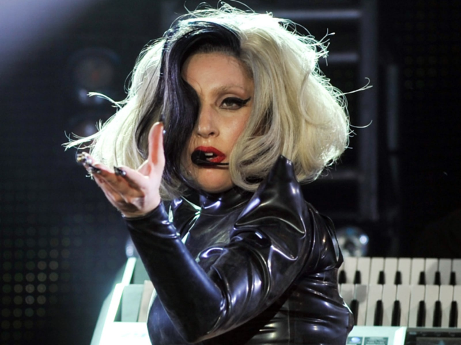Image: Lady Gaga Performs At Radio 1's Big Weekend