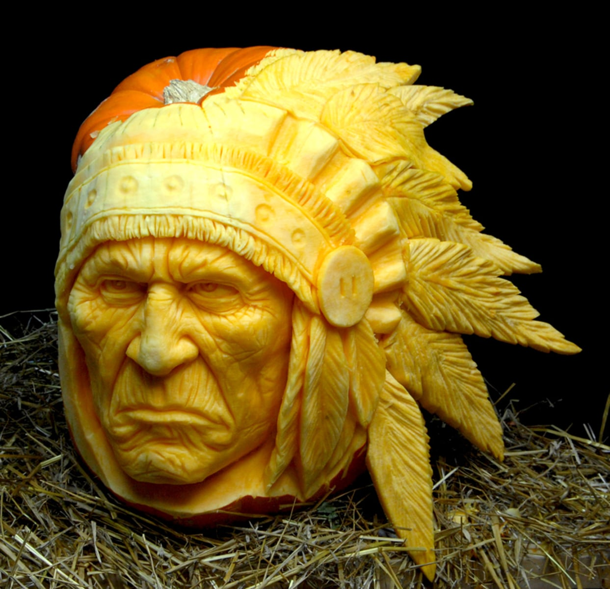 A cut above the rest: Look at these creative pumpkin carvings ...