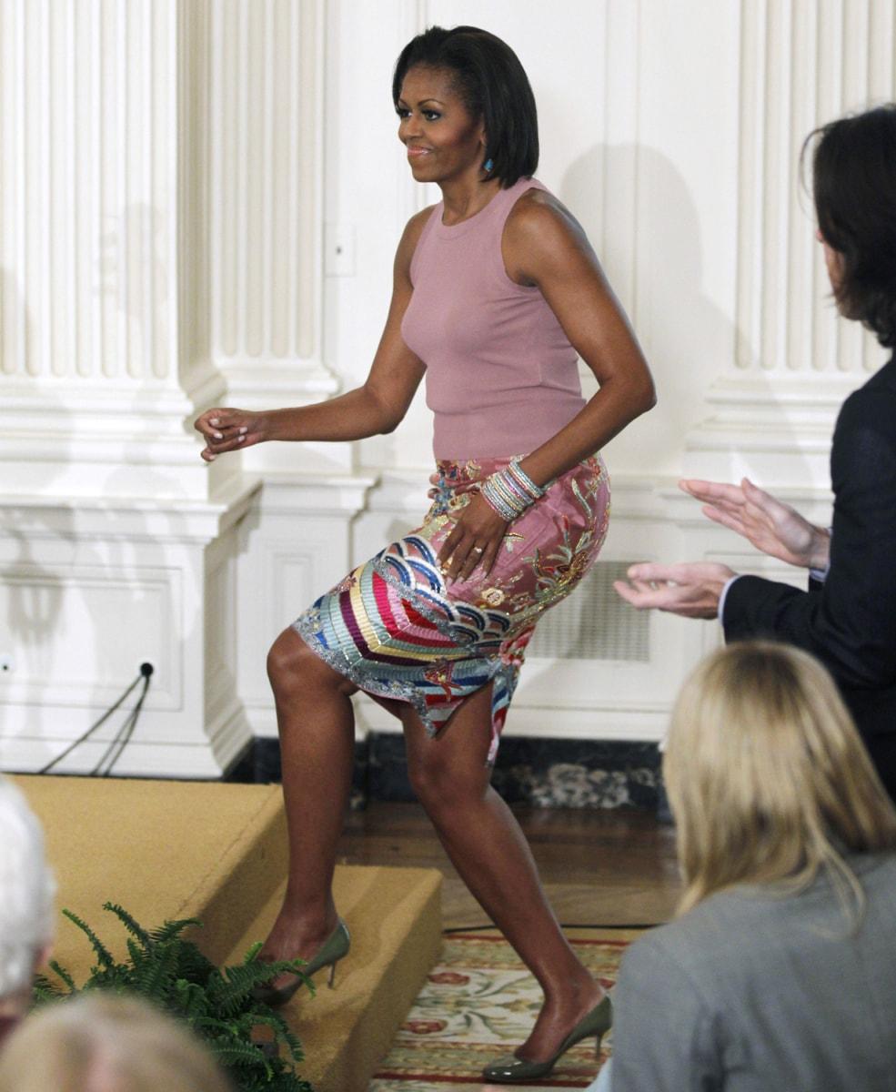 Michelle Obama's style - 2011