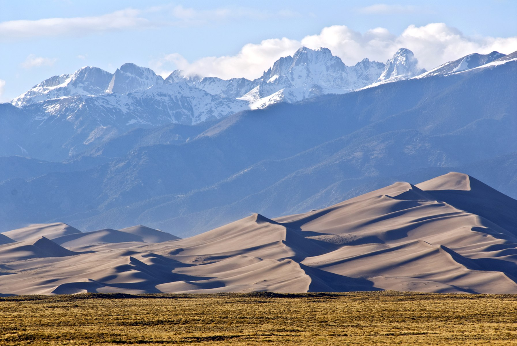 Great Sand Dunes National Park and Preserve - Wikipedia |Great Sand Dunes