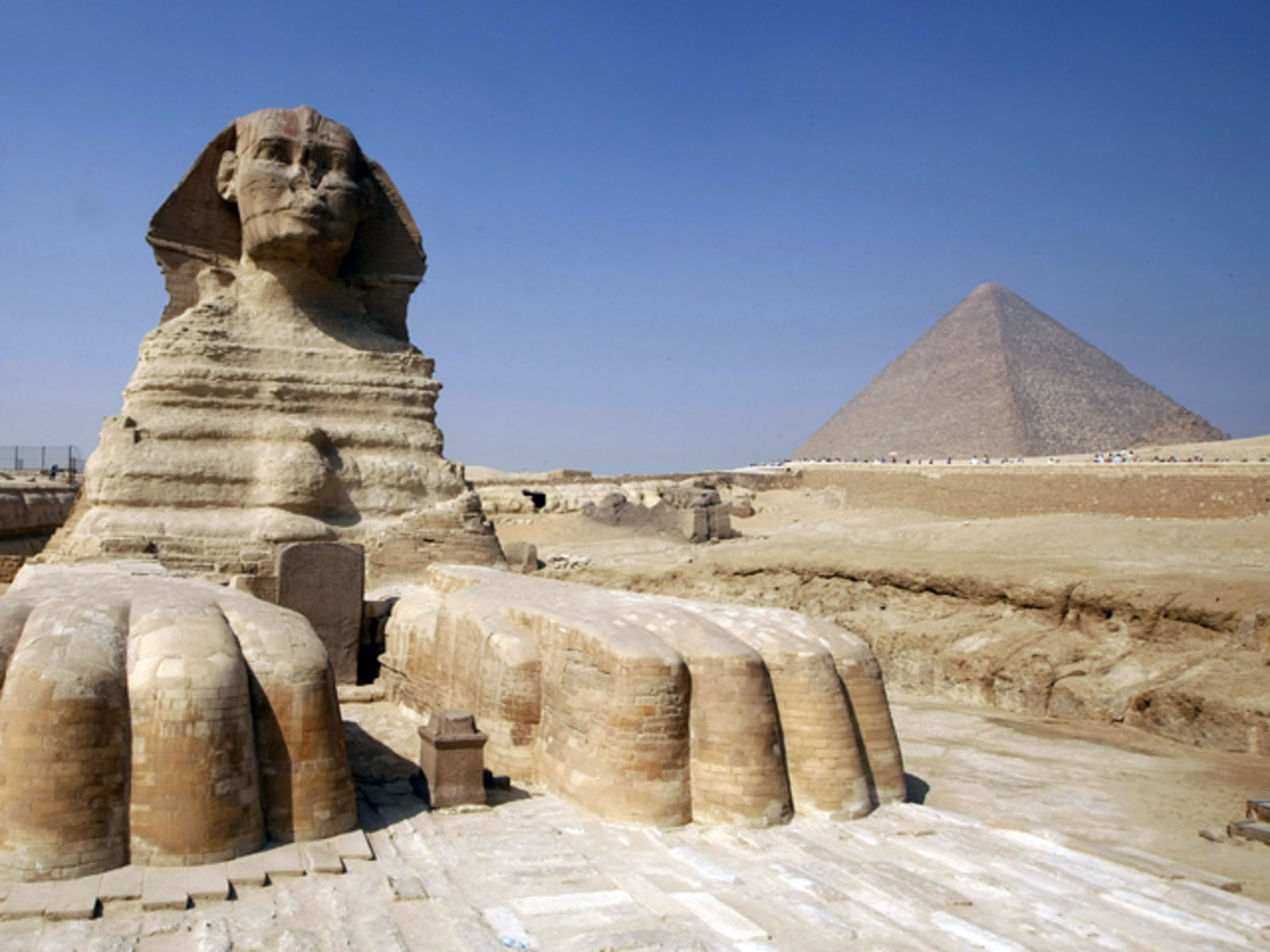 Image: The Great Sphinx of Giza