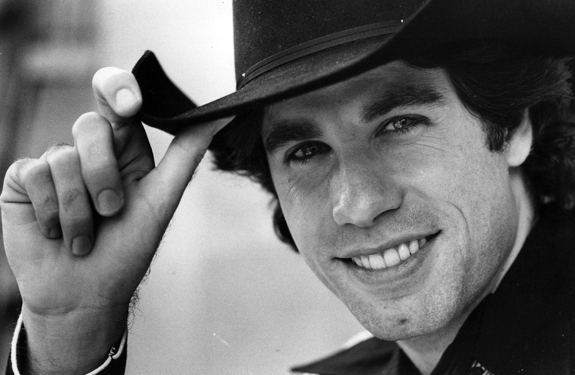 Happy 60th Birthday To John Travolta Today Com