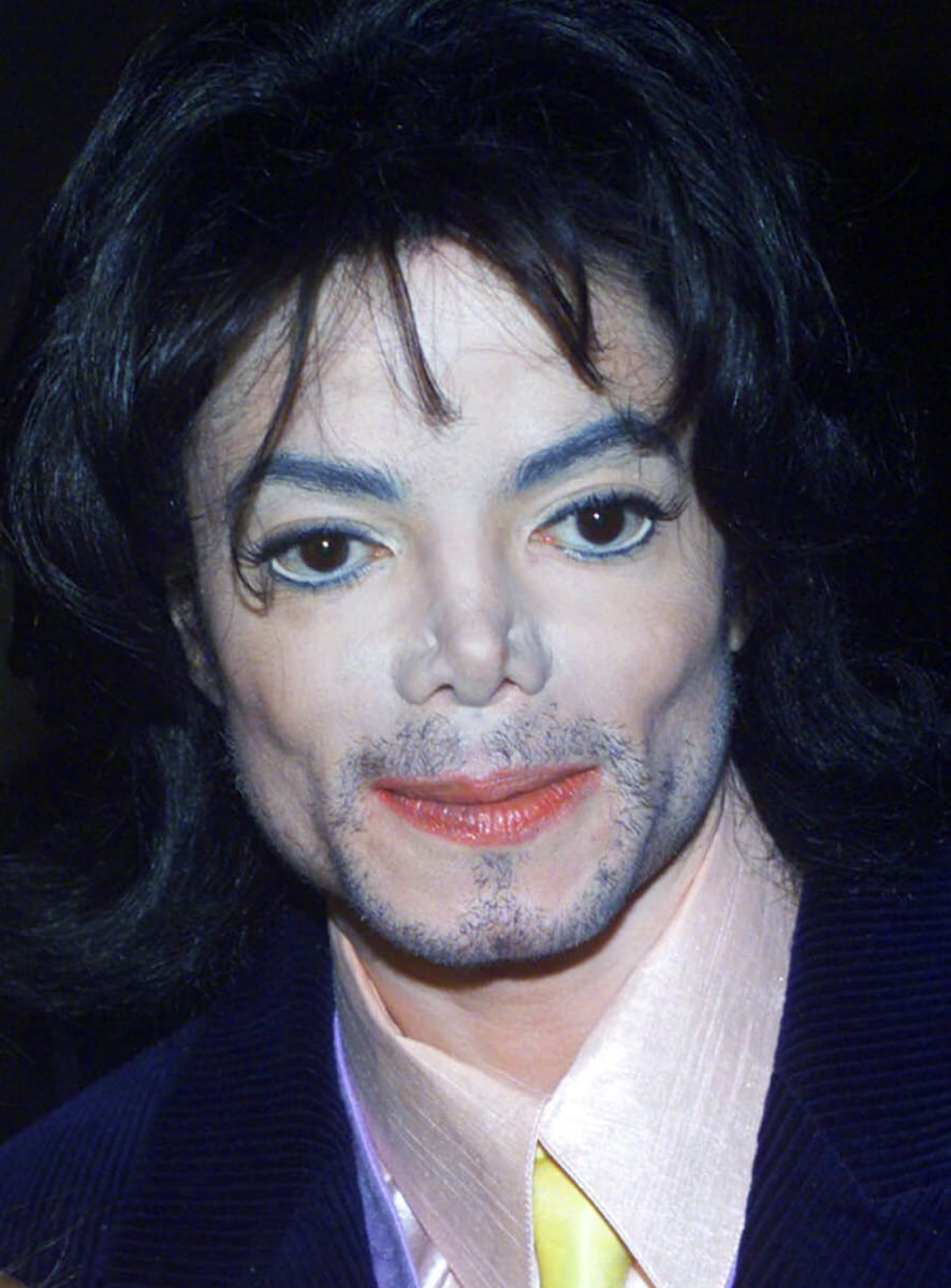 the changing face of michael jackson. Black Bedroom Furniture Sets. Home Design Ideas
