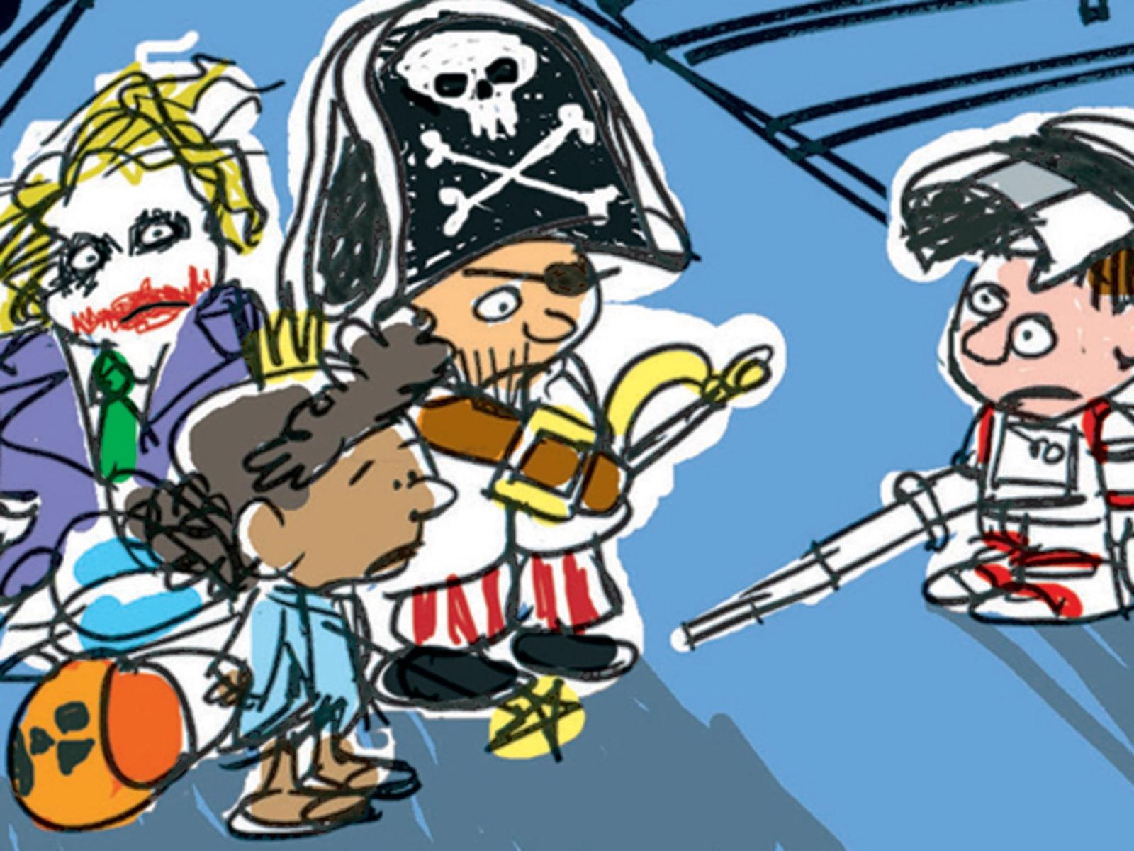 Image: Halloween Cartoons