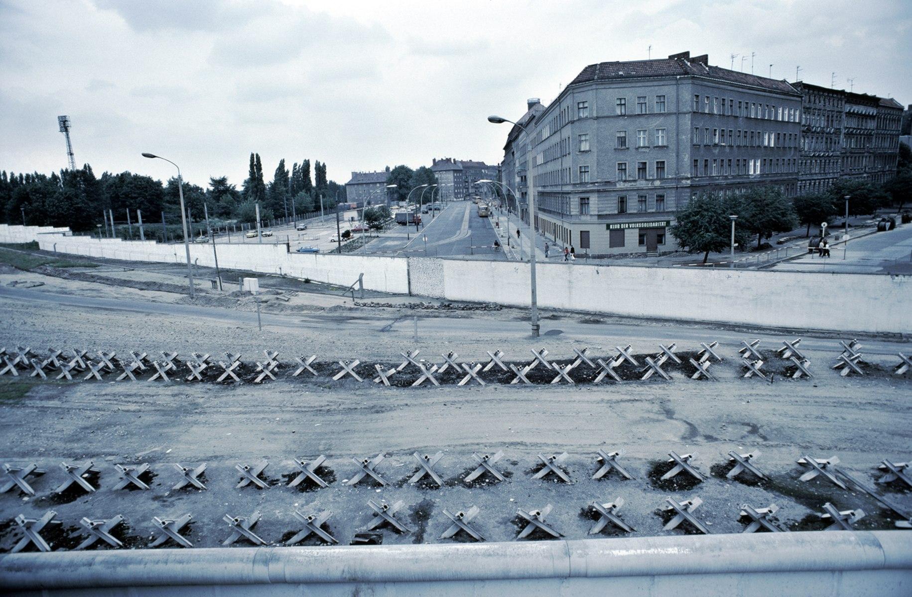 death strip berlin wall