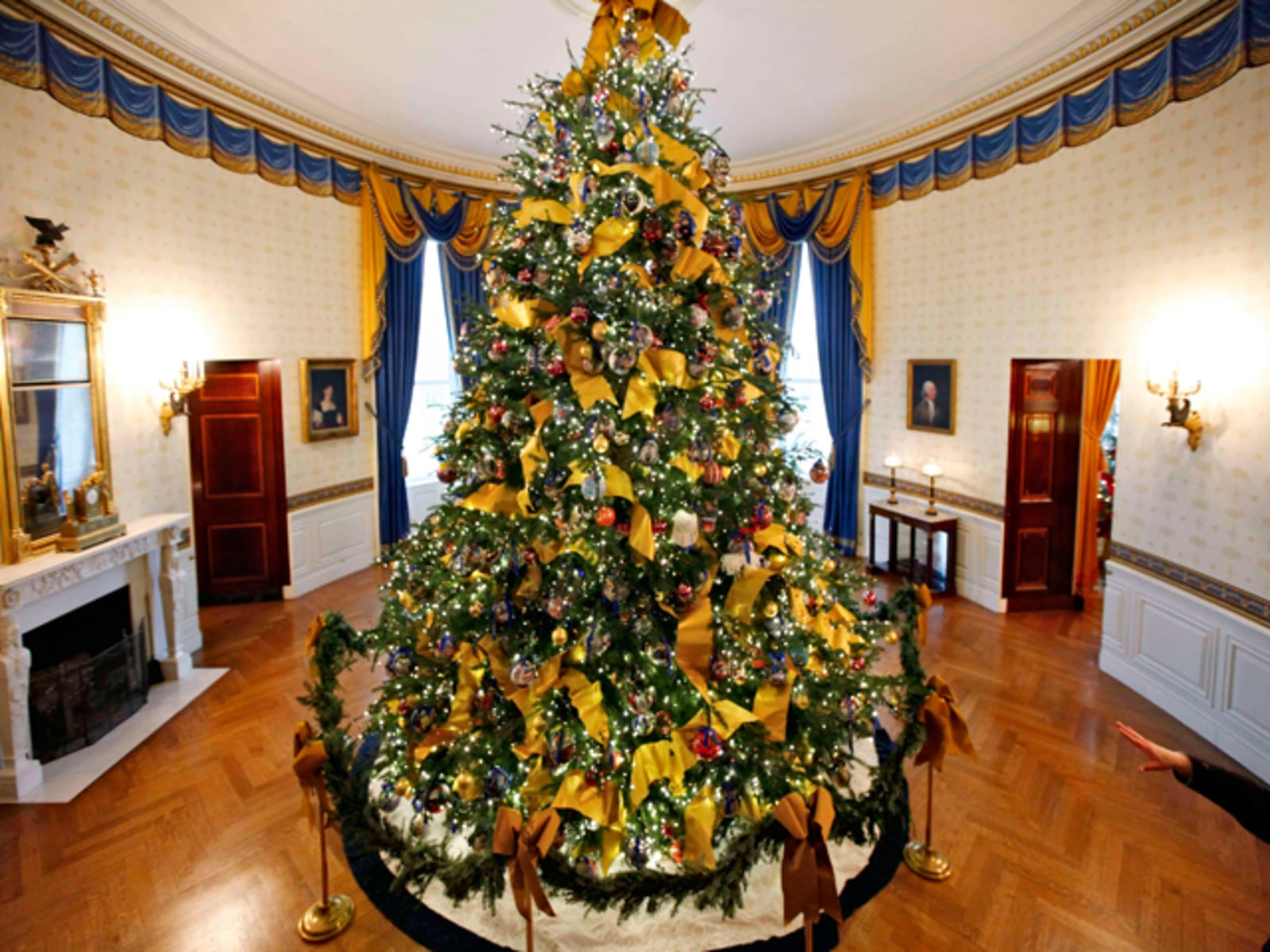 Image: Christmas at the White House