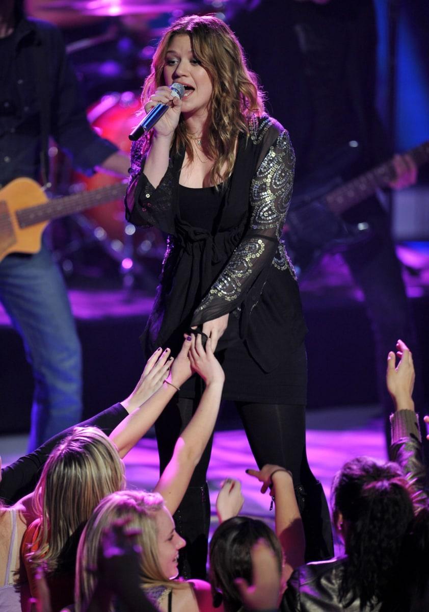 Image: American Idol Season 8 Elimination Show