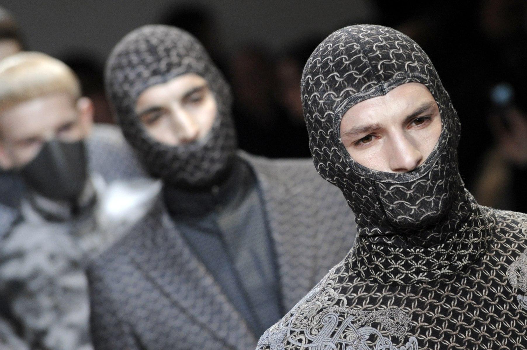 Alexander McQueen's wild style