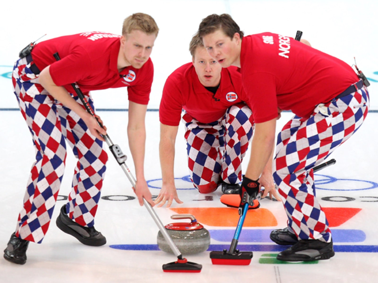 Image: Curling