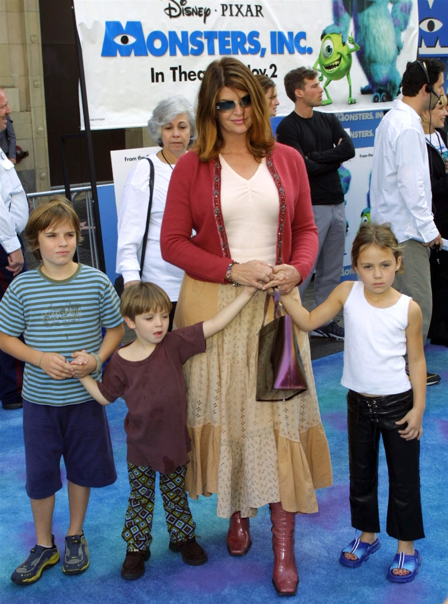Kirstie Alley joins Jenny Craig to lose weight — again ...