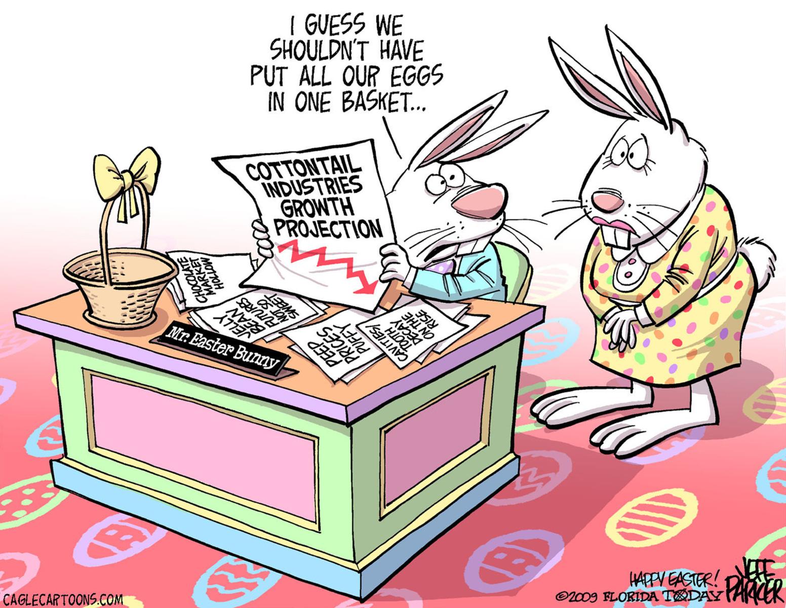 cagle easter cartoons today com