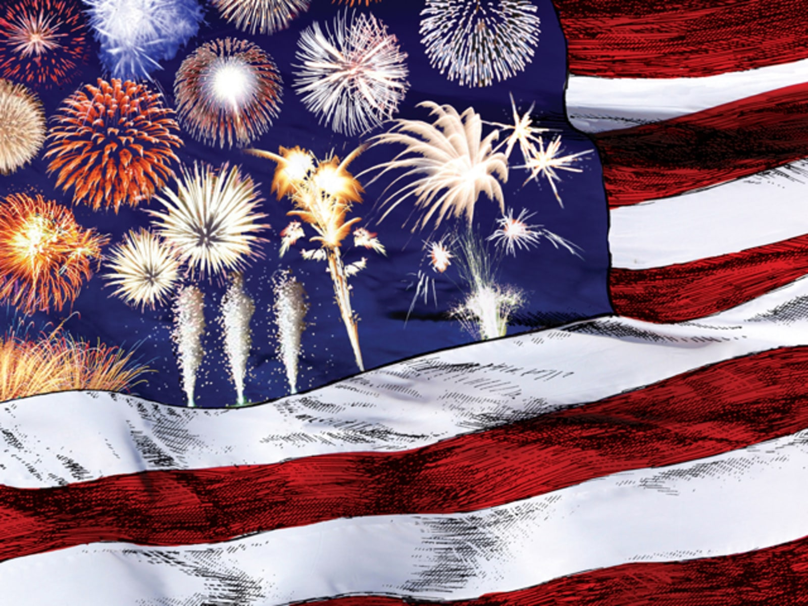 Image: Cagle Slideshow 4th of July