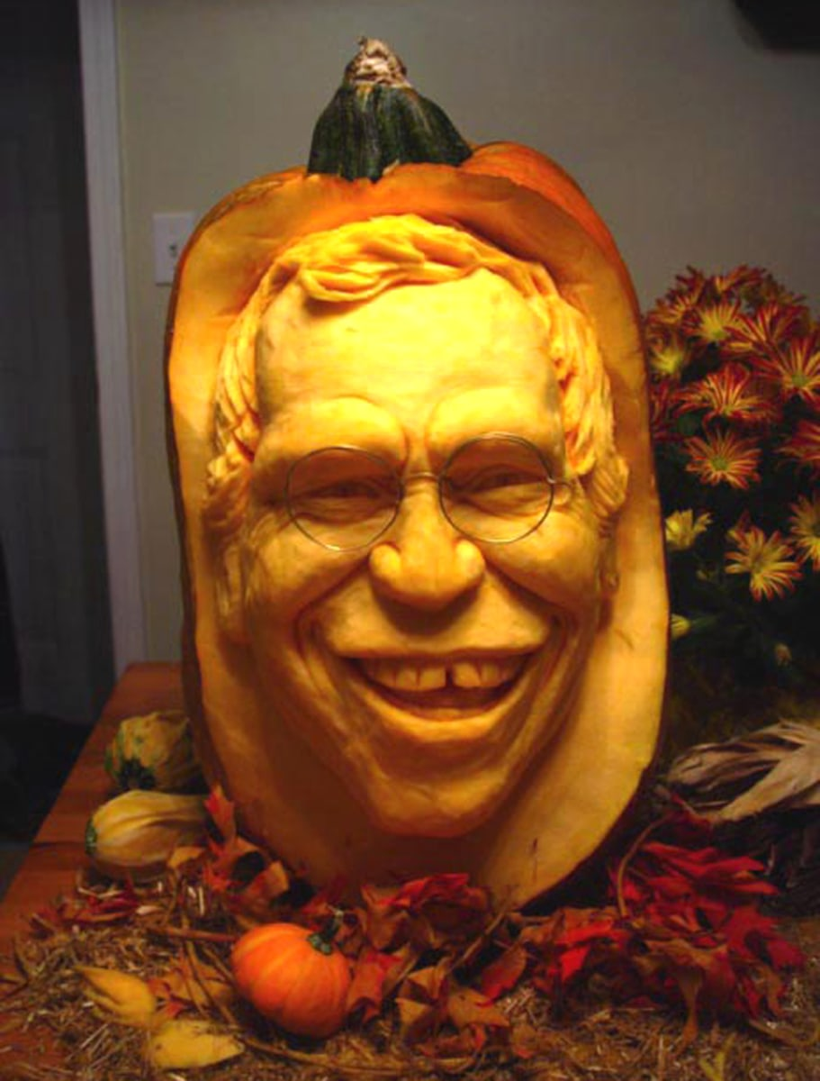 A cut above the rest look at these creative pumpkin