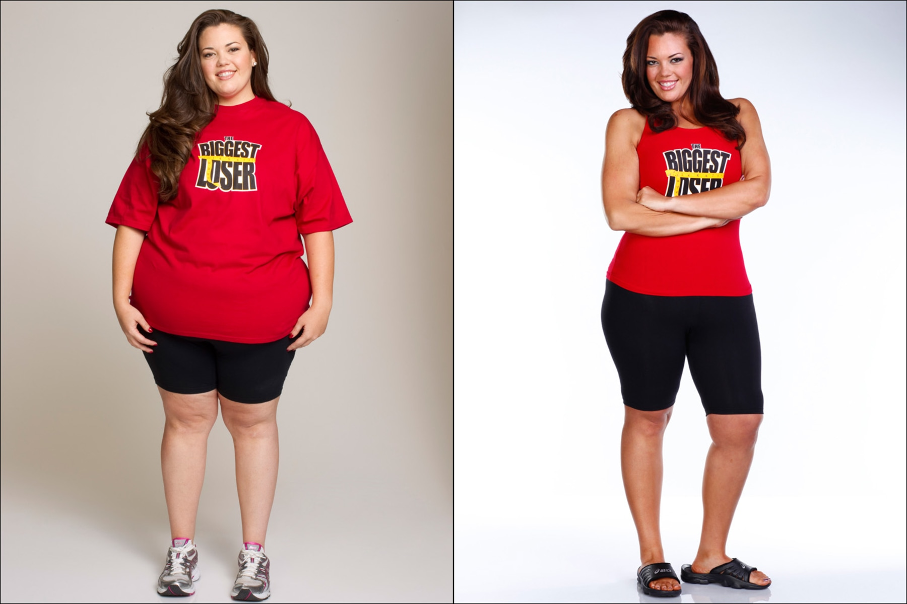 'Biggest Loser 10': Before and after - TODAY.com