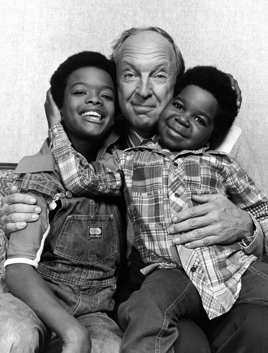 Image: File photo of actor Gary Coleman speaking during a television interview in Los Angeles