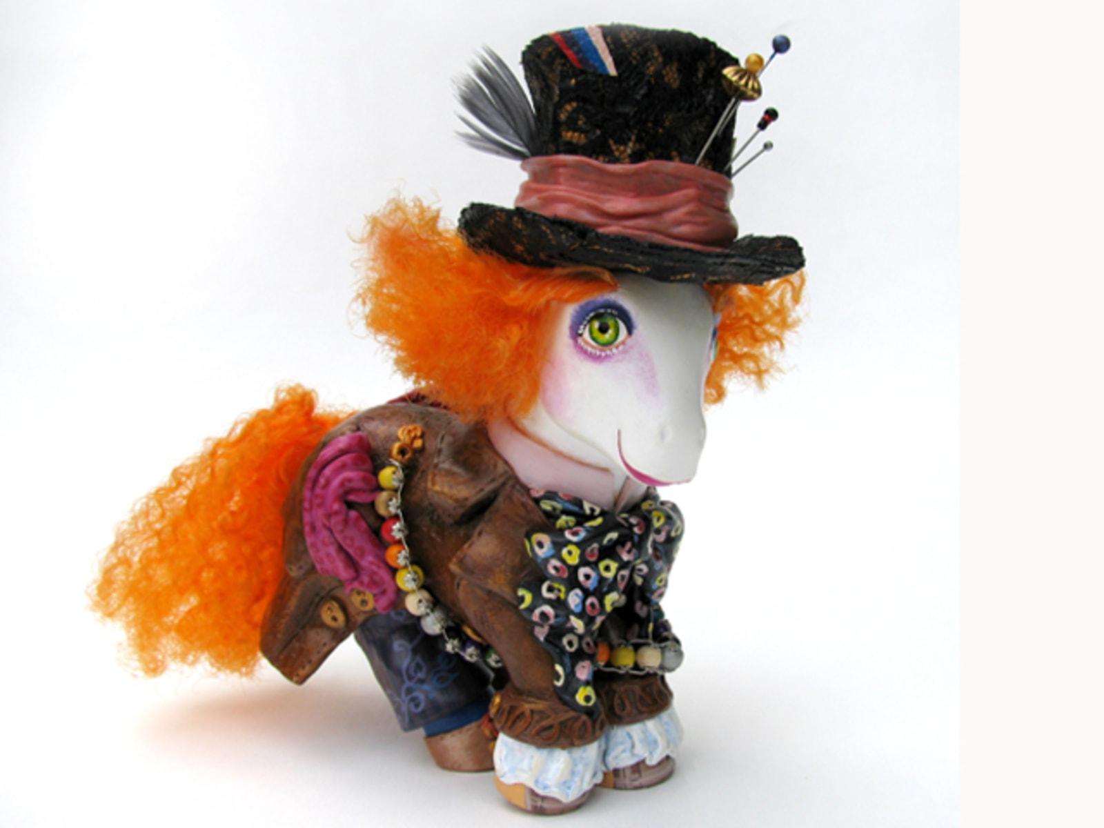 My Little Pony art by Mari Kasurinen - Nov 2010