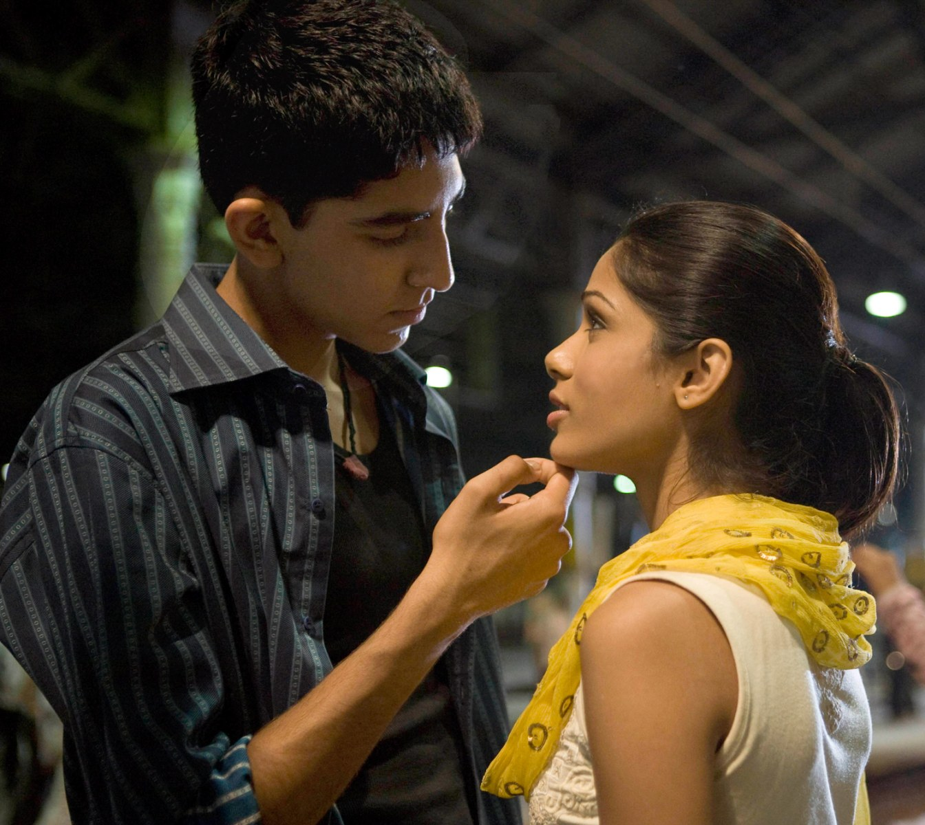 romantic movies millionaire slumdog most today patel 2008 movie jamal film latika dev times story millonario quiere quien ser ever