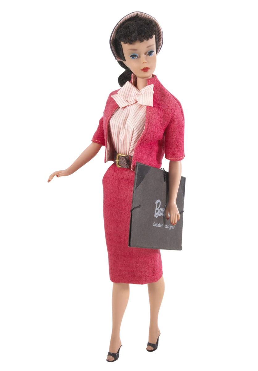 Forget Trump And Clinton Barbie Just Revealed Her Running Mate