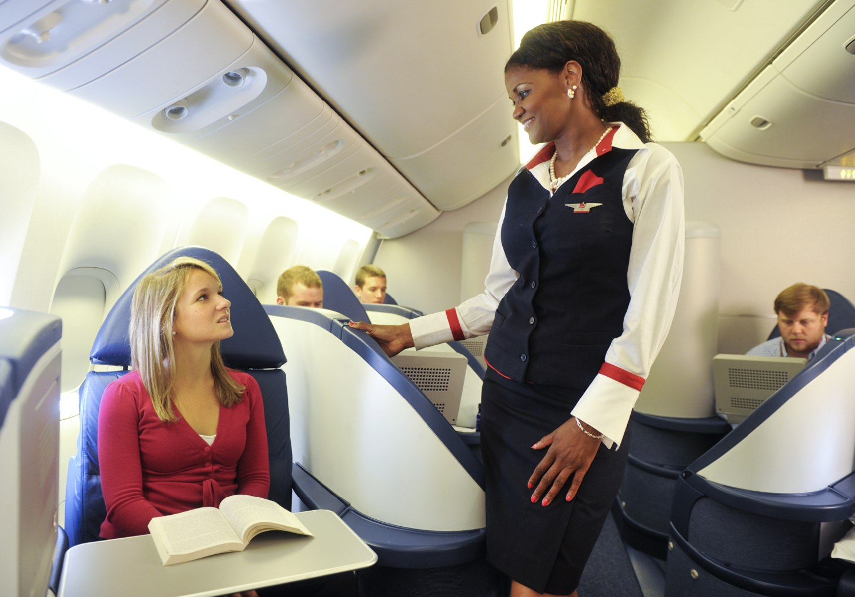 do flight attendants hook up with passengers Airline insider carrie a trey shares some of the special codes that tell flight attendants what flight attendants know about passengers a heads-up about.