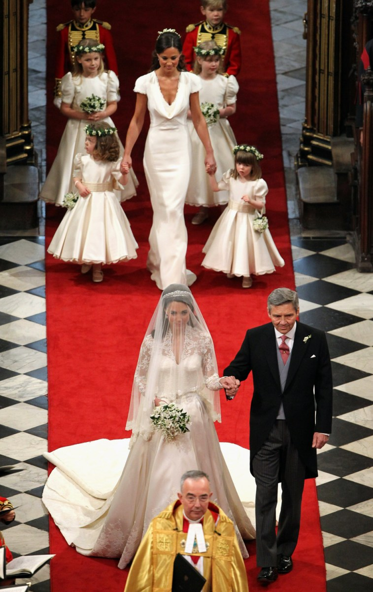 Will And Kate S Royal Wedding Today Com