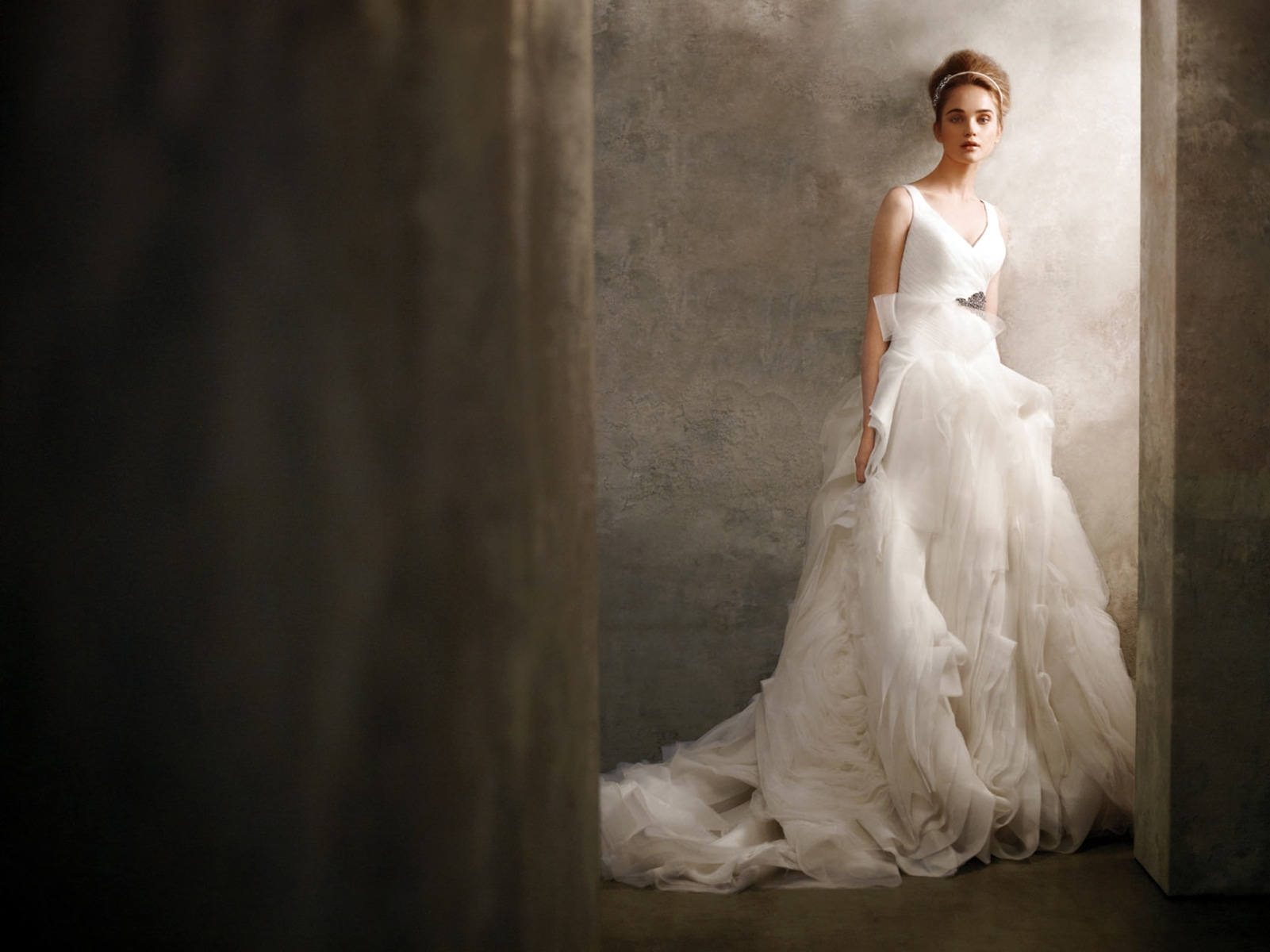 Chic summer bridal gowns TODAY