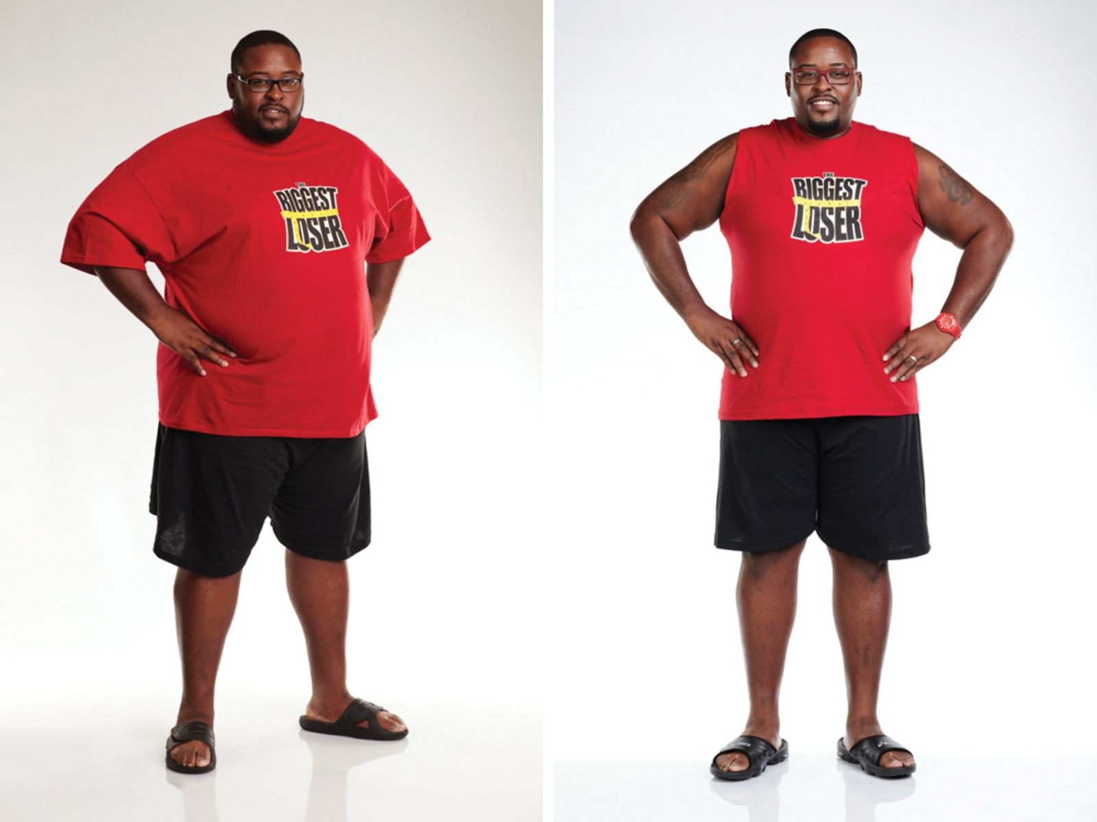 the biggest loser Fans took to twitter to express concern after the biggest loser winner was revealed.