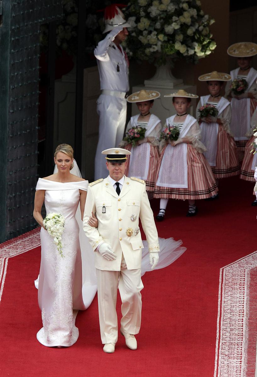 Monaco\'s Princess Charlene, Prince Albert, welcome twins! - TODAY.com
