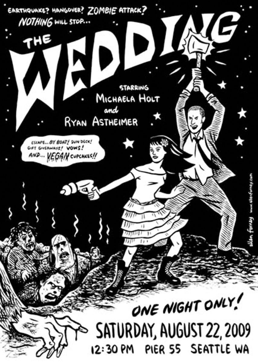 20 cool wedding invitations TODAYcom