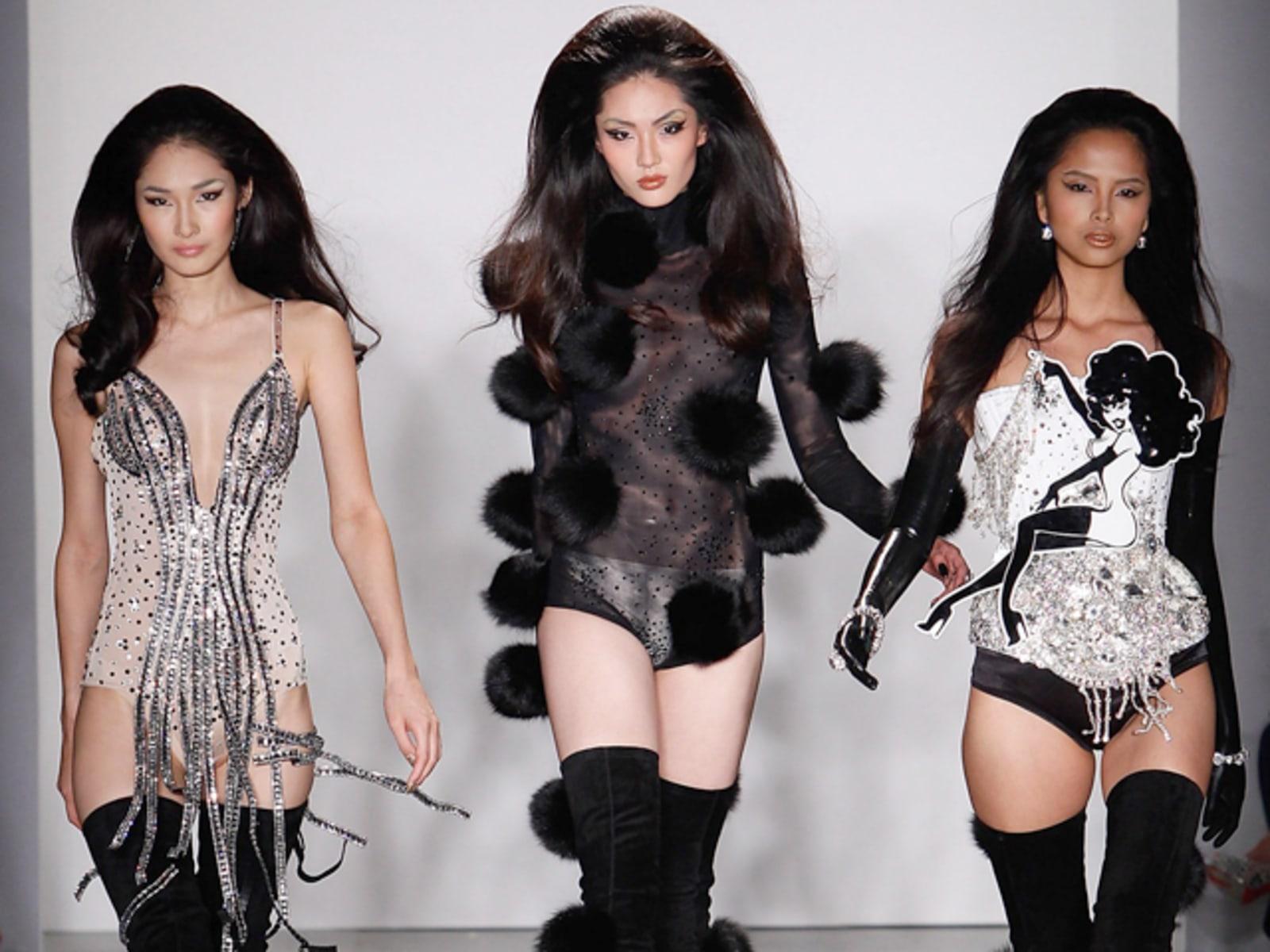 Image: The Blonds - Runway - Spring 2012 Mercedes-Benz Fashion Week