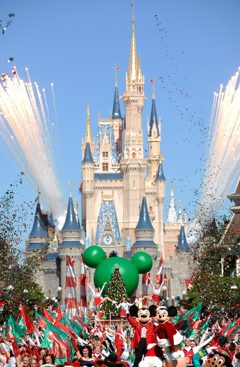 World S Most Beautiful: Walt Disney World At 40
