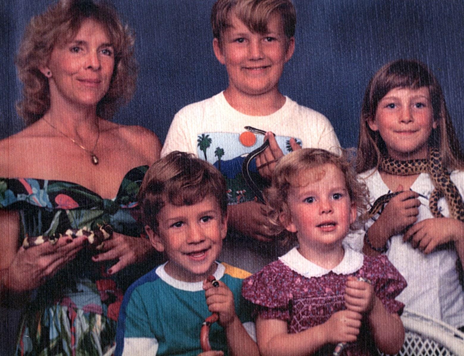 Portraits awkward family