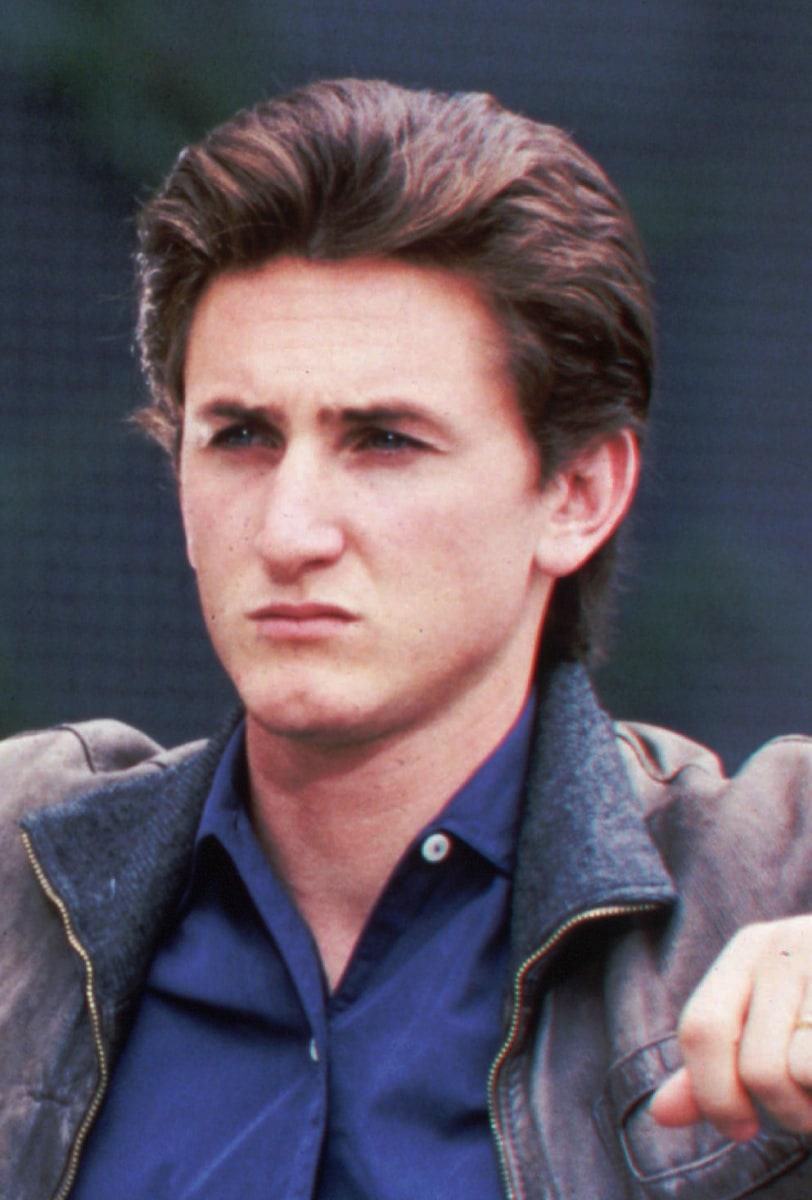 Sean Penn attends Hugo...