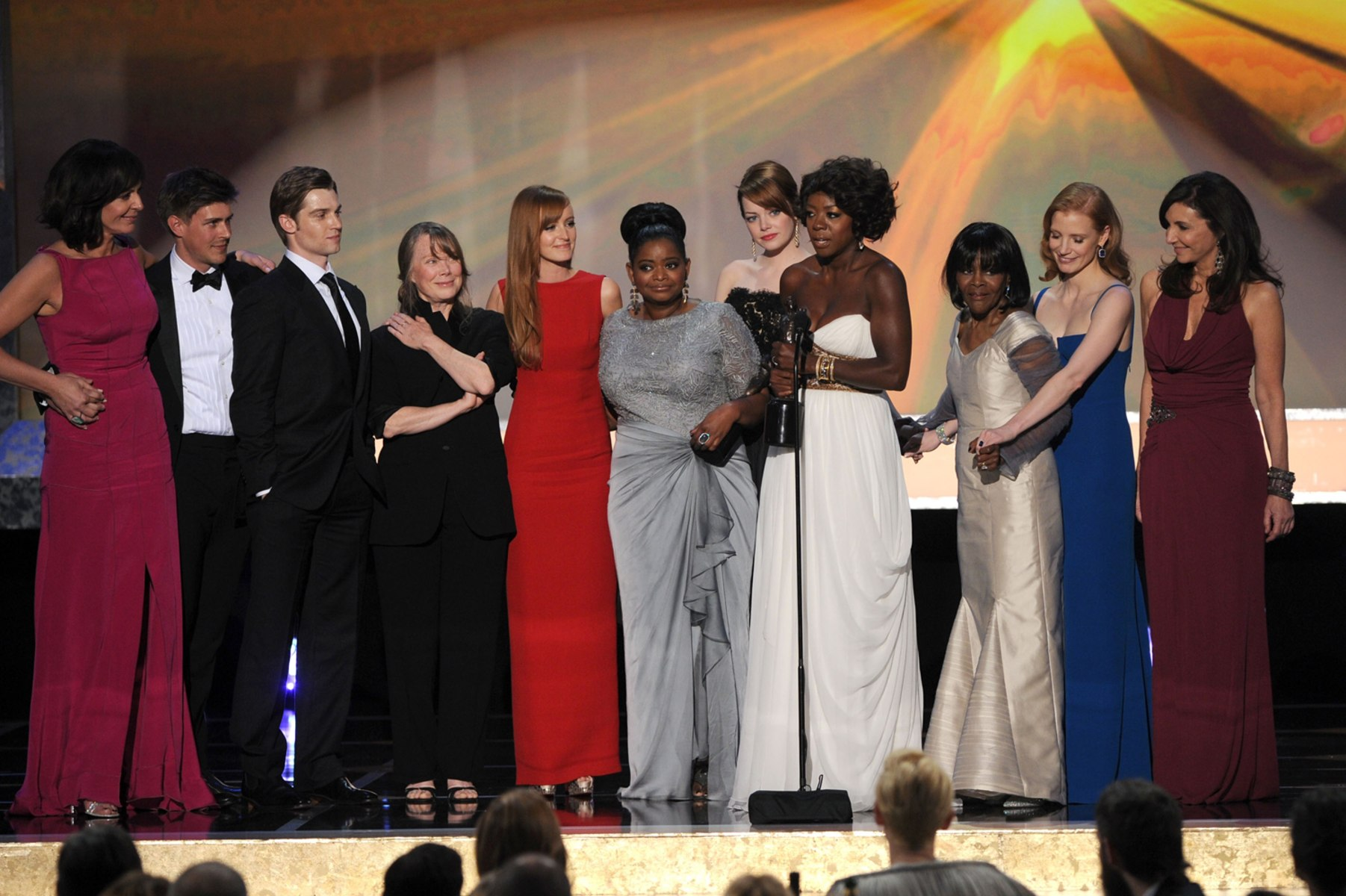 Image: 18th Annual Screen Actors Guild Awards - Show