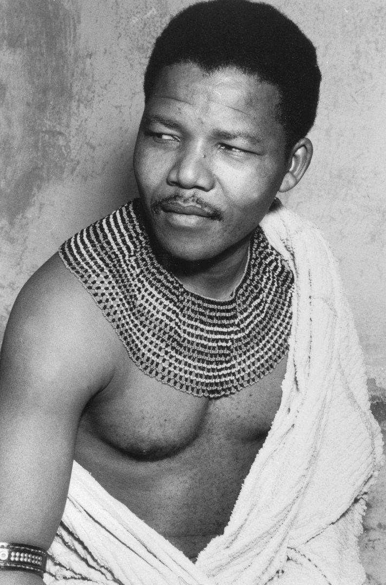 nelson mendela Nelson mandela was already 45 years old when, on april 20, 1964, he gave the  defining speech of the anti-apartheid movement, from the dock.