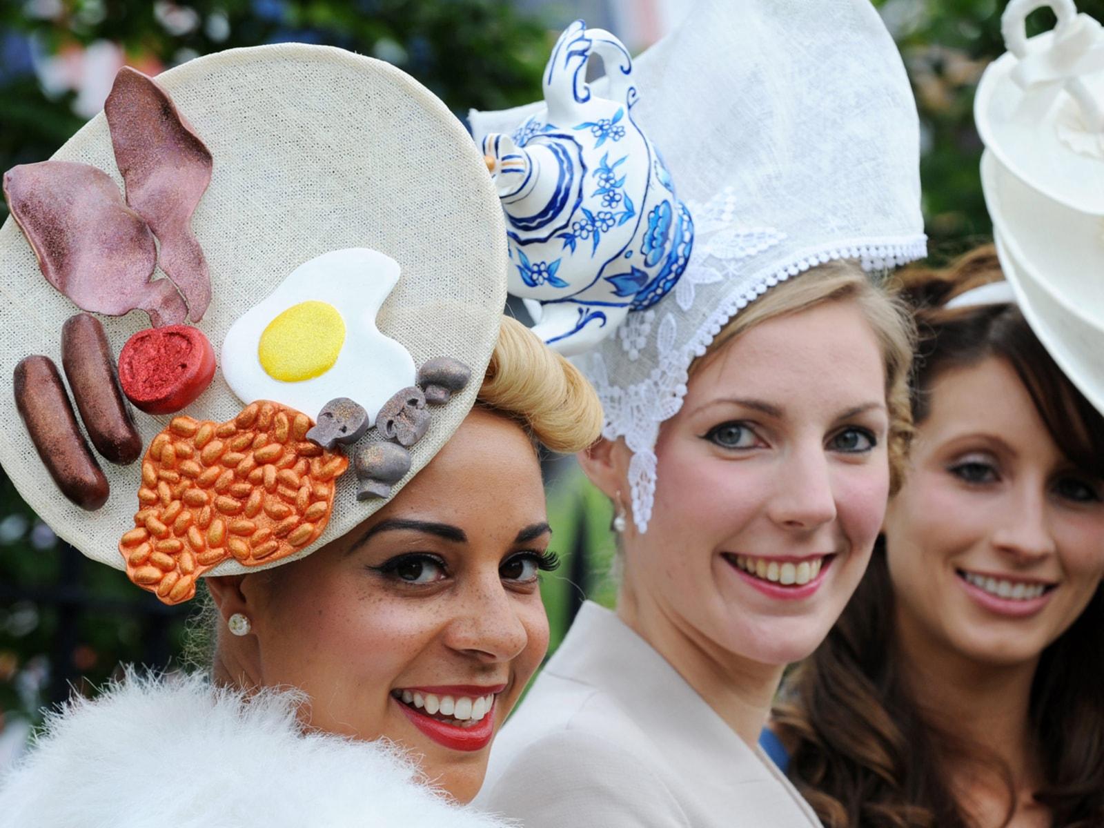 Image: Ladies Day at Royal Ascot