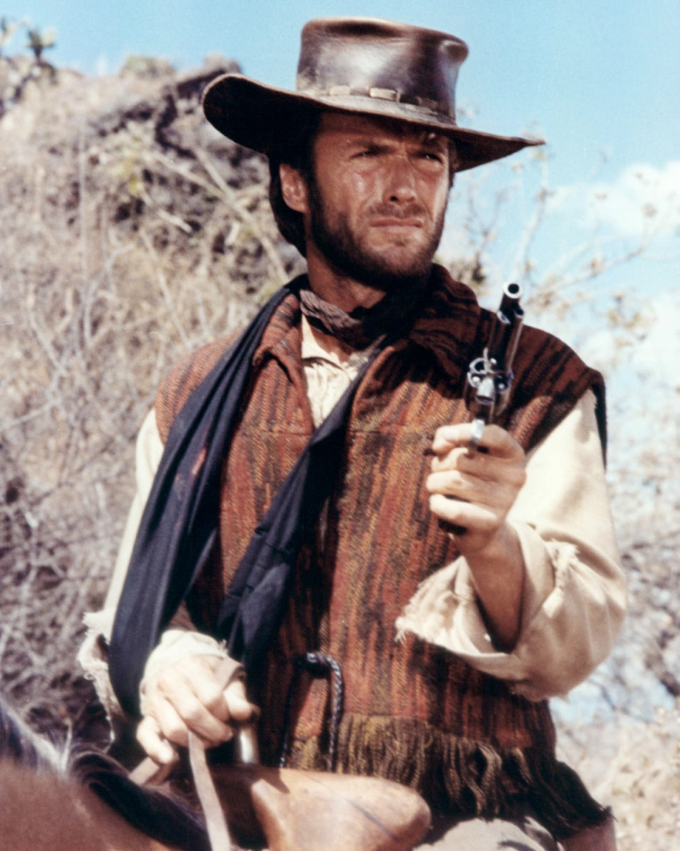 Clint Eastwood - TODAY...