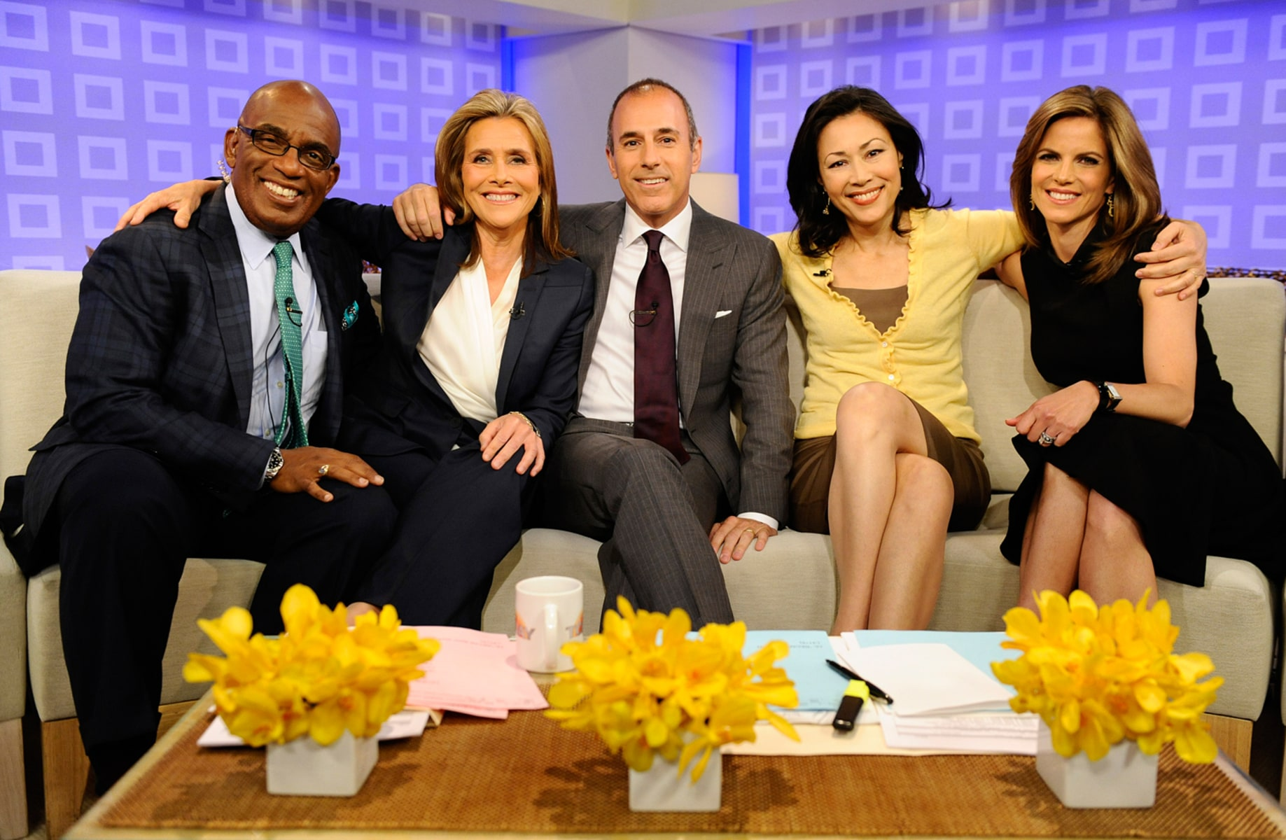 Natalie morales today west coast anchor host of 39 access - Matt today show ...
