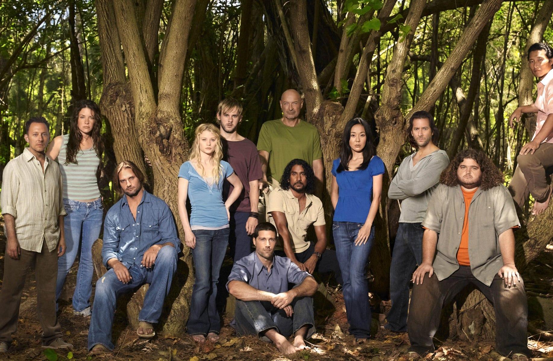 Lost cast Nude Photos 39