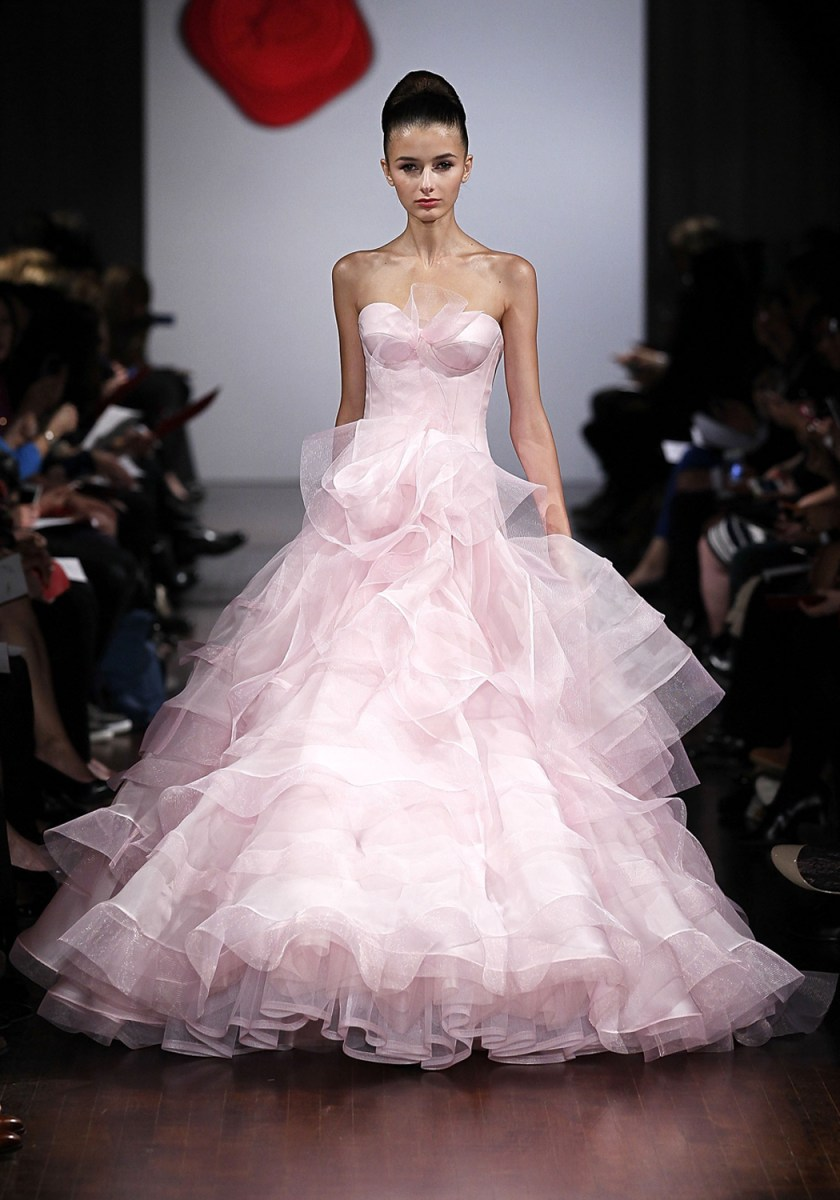 bold bridal unique wedding gown trends   today
