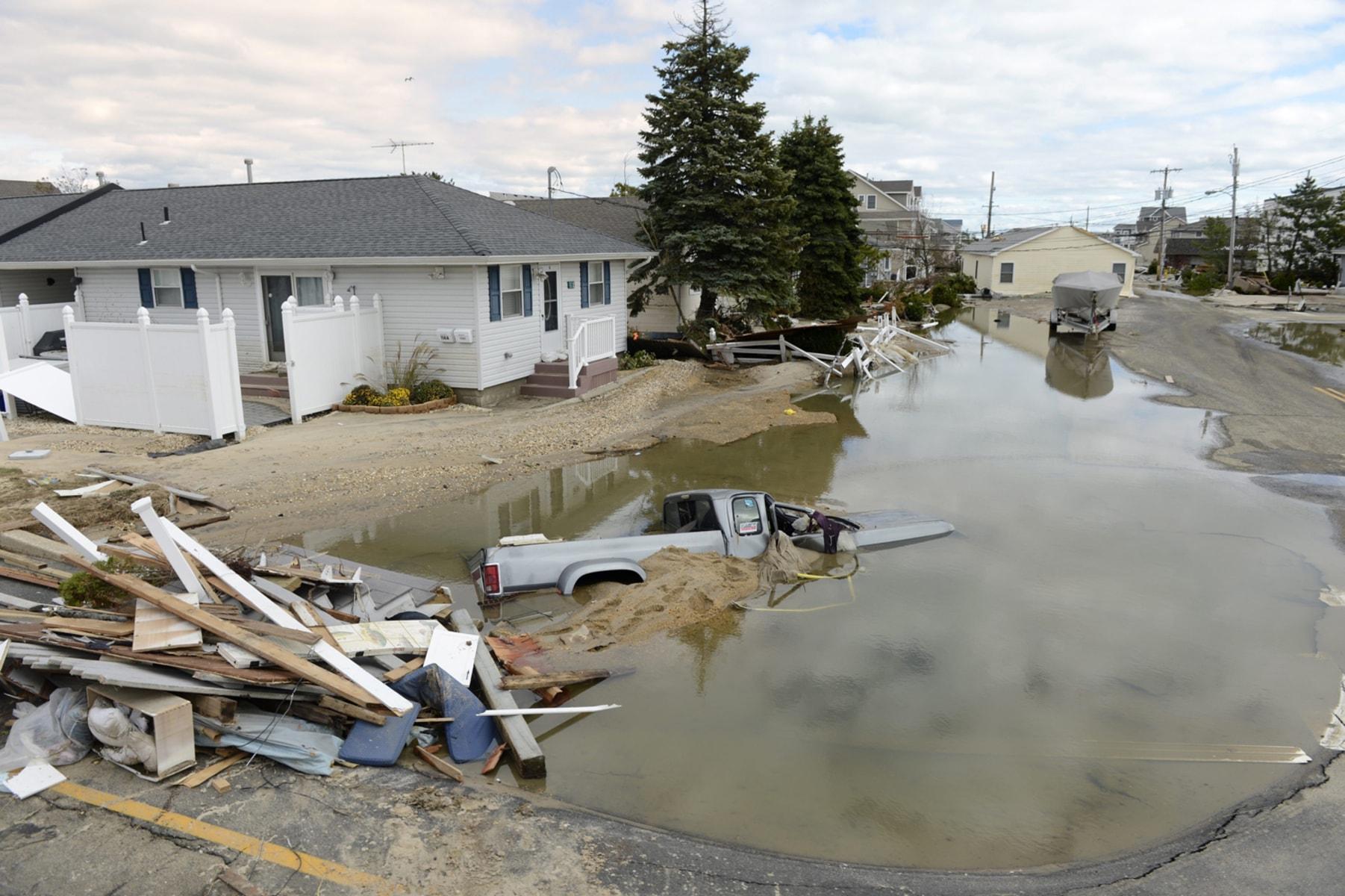фото после урагана новороссийск