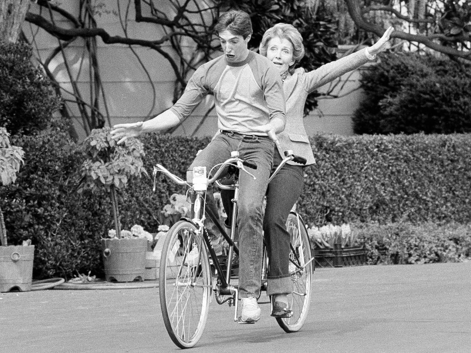 Barbara Bush Recalls Daughters Death I Saw Her Spirit Go 1c7174610