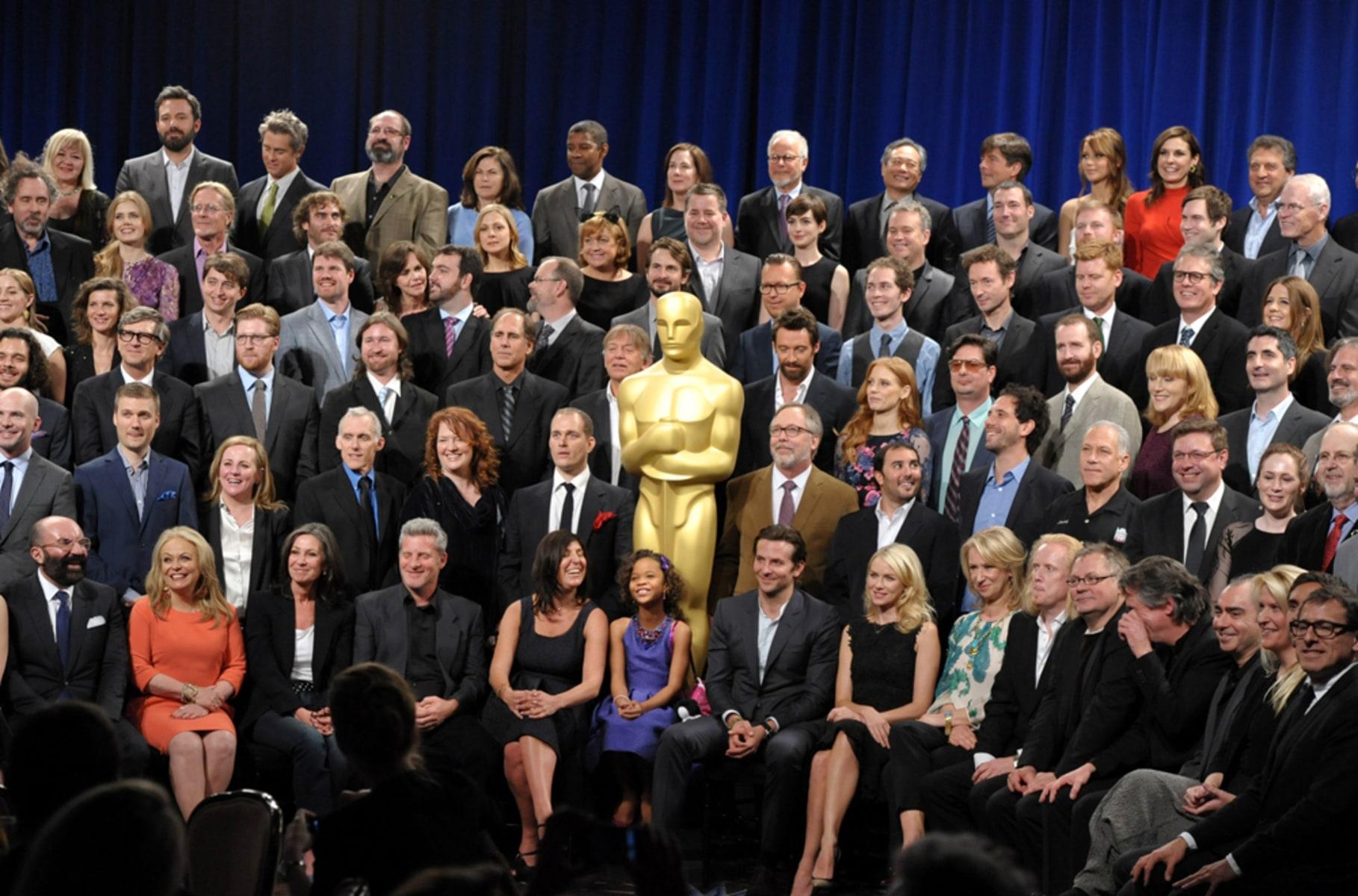 Image: Oscar nominees