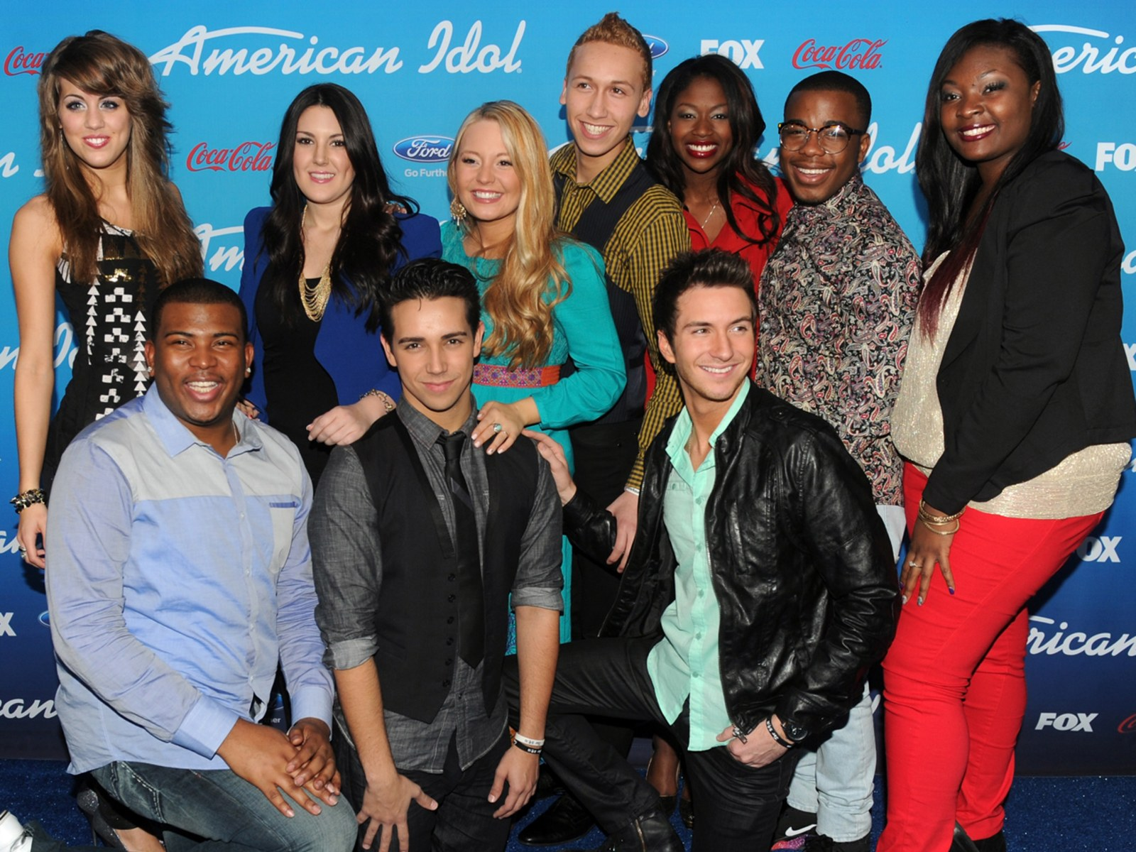 "Image: FOX ""American Idol"" Finalists Party"