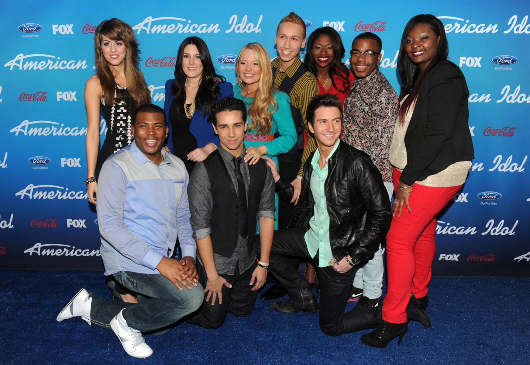 "Image: FOX ""American Idol"" Finalists Party"