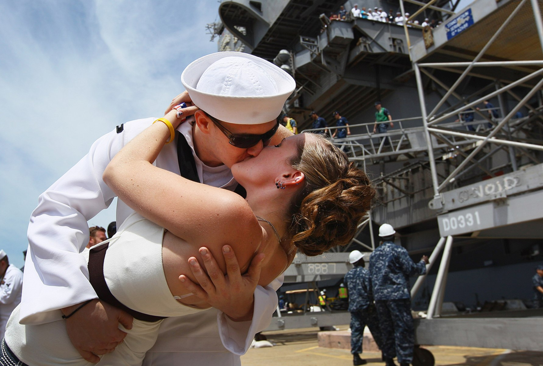 USS Enterprise Returns Home After Six Month Deployment