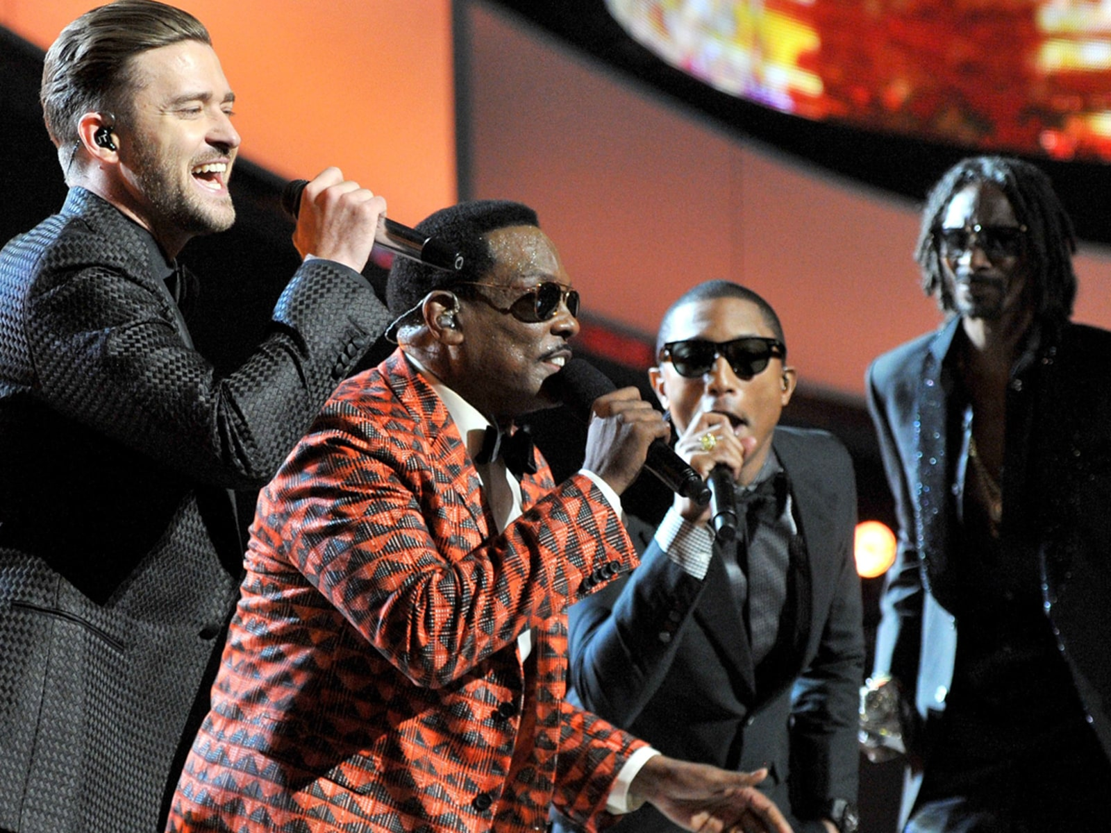 Image: 2013 BET Awards - Show