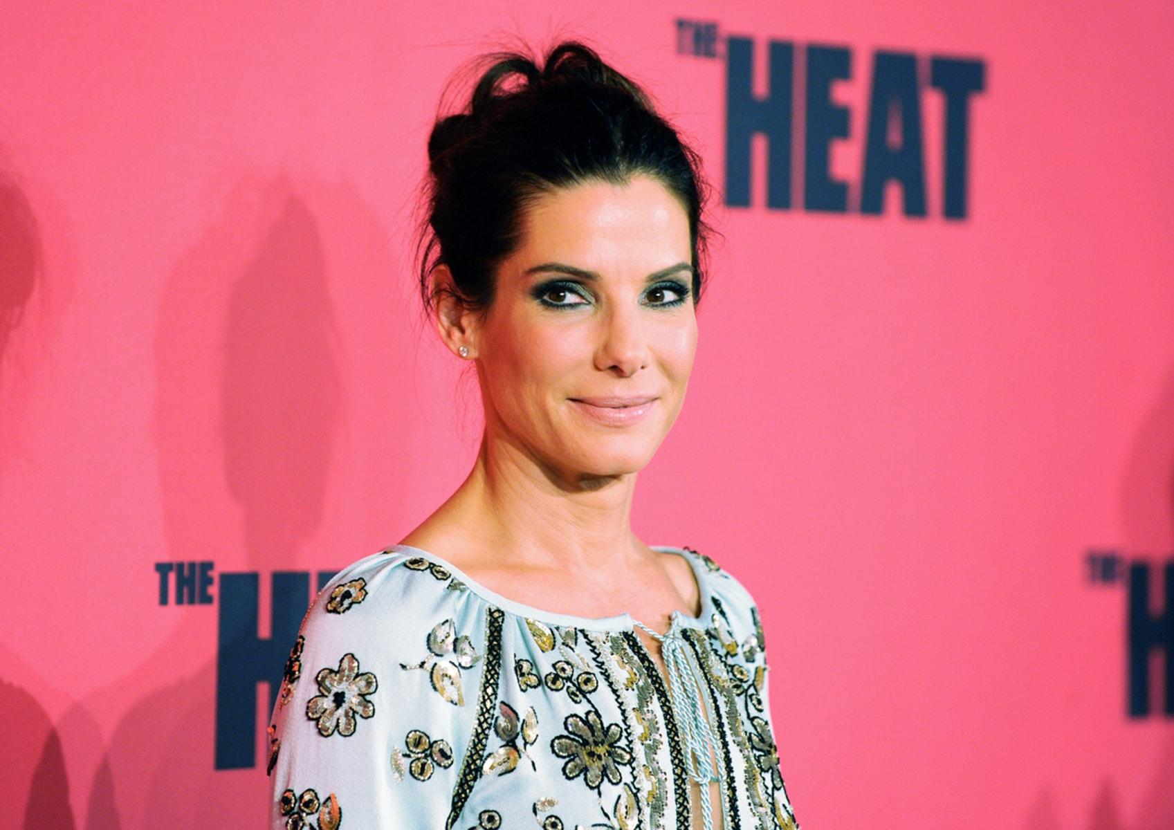 Image: The Heat film premiere