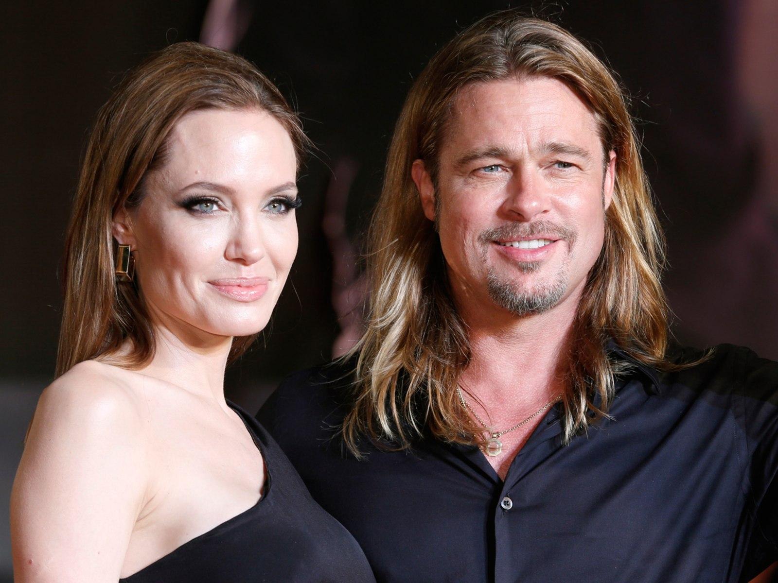 Image: Brad Pitt, Angelina Jolie