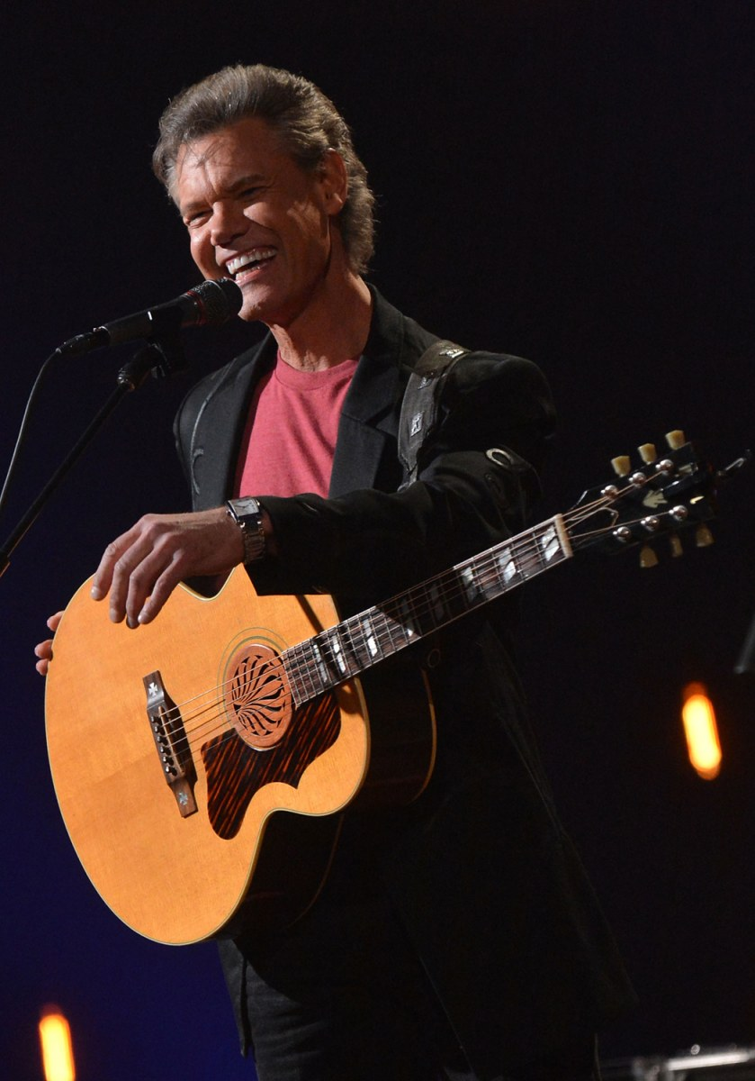 Randy Travis Today >> Randy Travis stuns at Country Music Hall of Fame with 'Amazing Grace' performance - TODAY.com